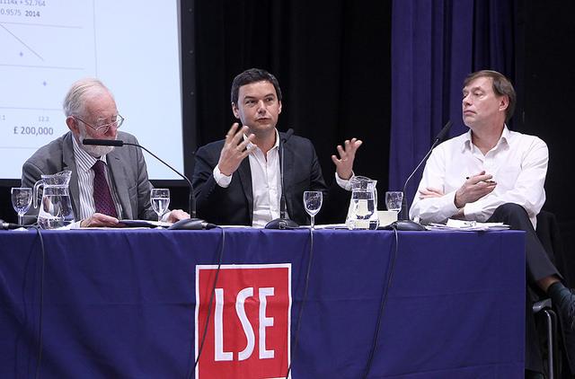 Foto: Nigel Stead, LSE