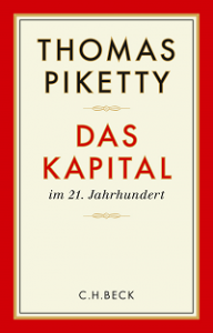 Cover Piketty