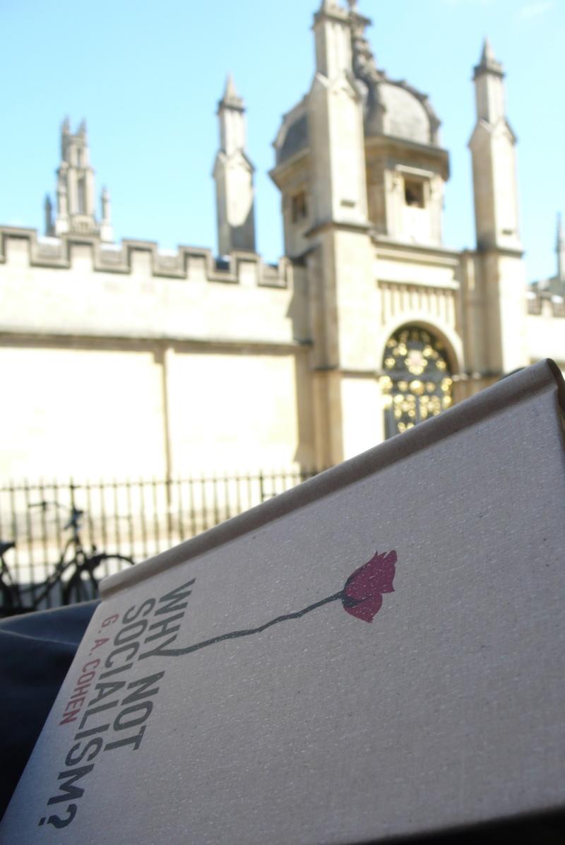 Cohen-Lektüre am All Souls College in Oxford
