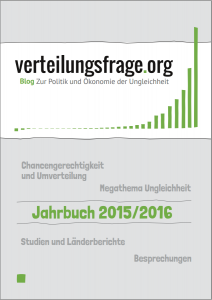 Titelblatt Jahrbuch 2015/16